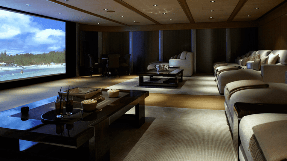 Audio Video Components Home Theater Installations