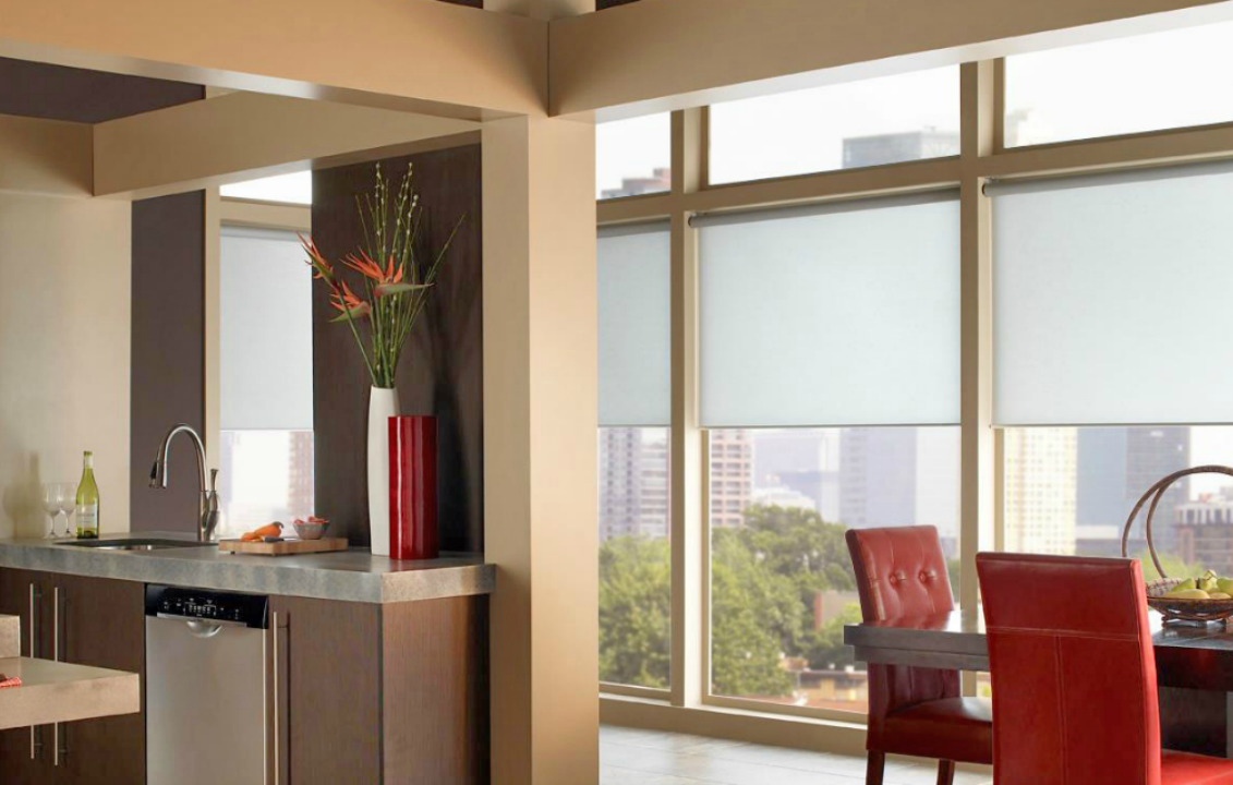 Miami shade control and motorized curtains